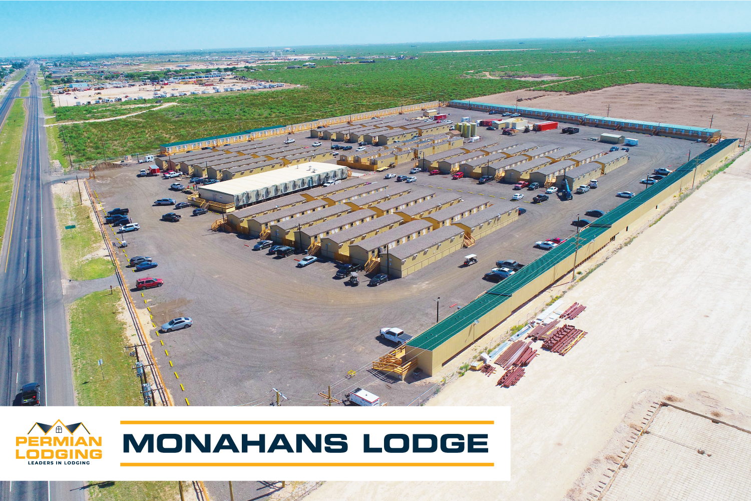 Monahans Lodge